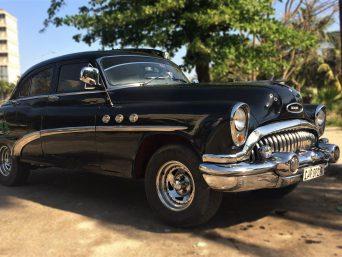 Buick 1951 Cuba tours