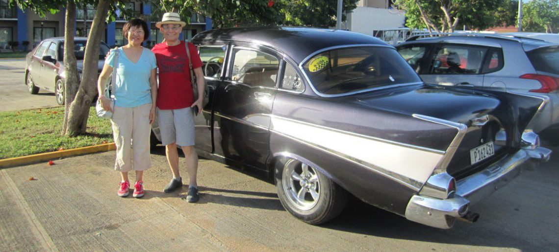 Departing from Riu Varadero in the morning to Havana