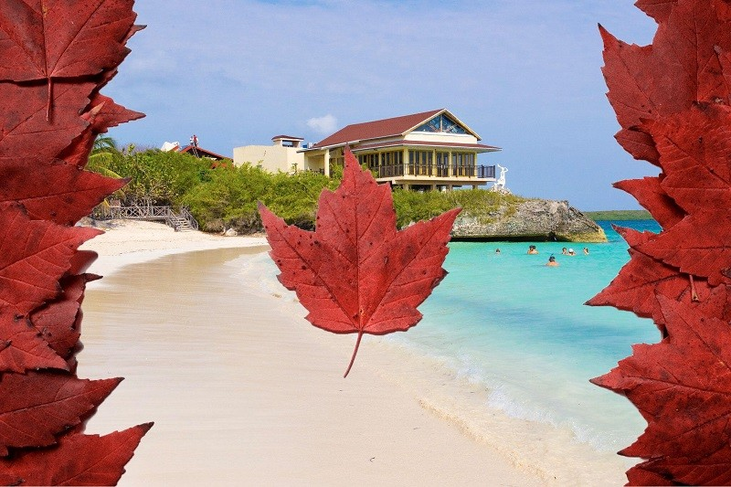 Canada love Cuba