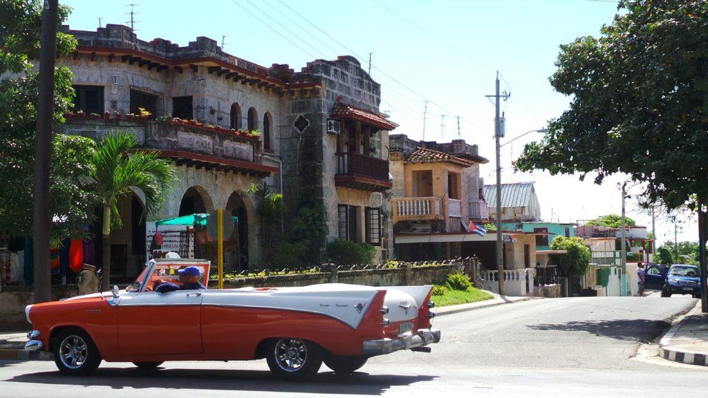 Varadero downtown