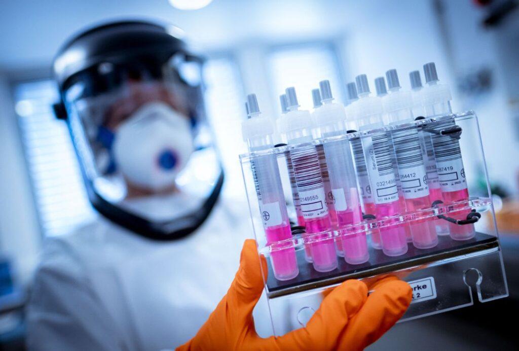 Covid 19 vaccine trials